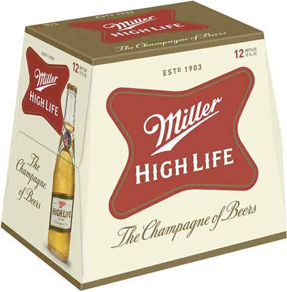 Miller Highlife 12-Packs