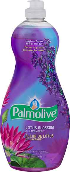 Palmolive Dish Soap Soft Touch With Aloe