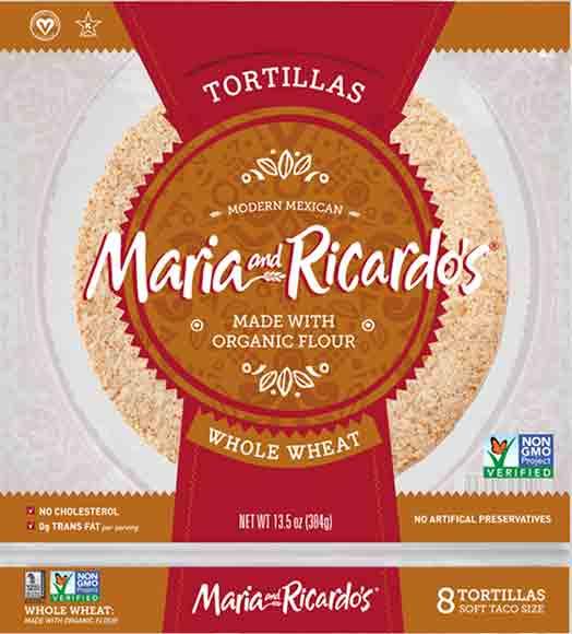 Maria & Ricardo's Tortillas