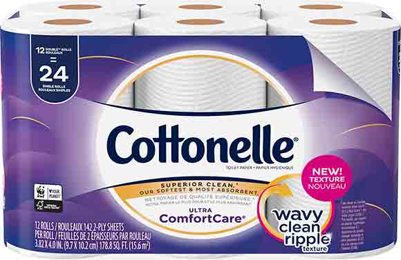 Cottonelle Bath Tissue
