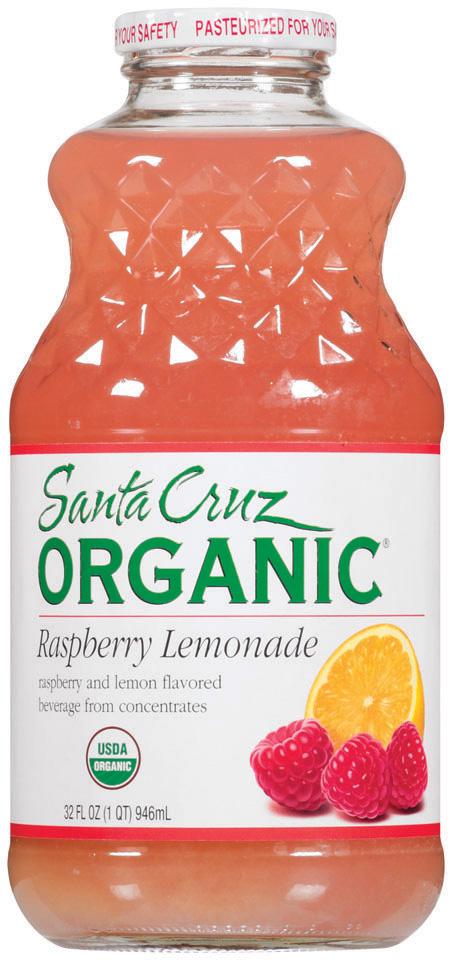 Santa Cruz Organic Lemonade