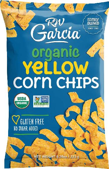 R.W. Garcia Organic Corn Chips