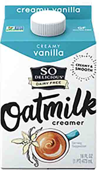 So Delicious Oat Creamer