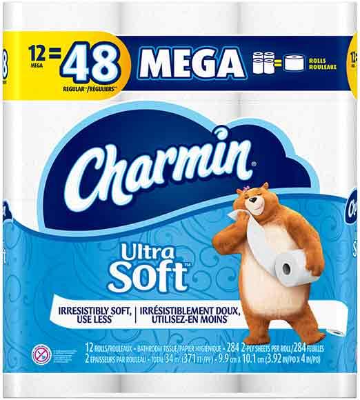 Charmin Bath Tissue