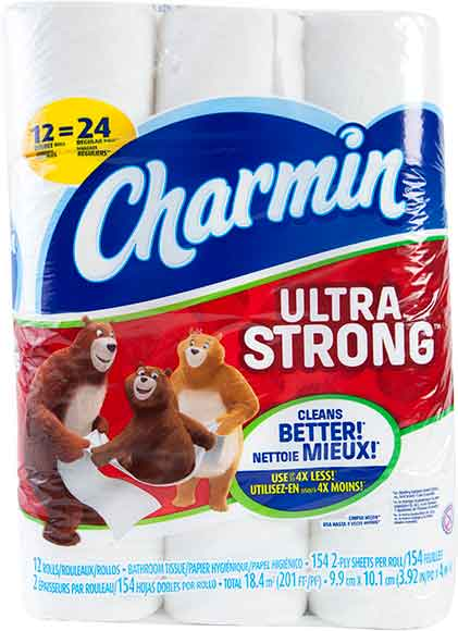 Charmin Ultra Bath Tissue