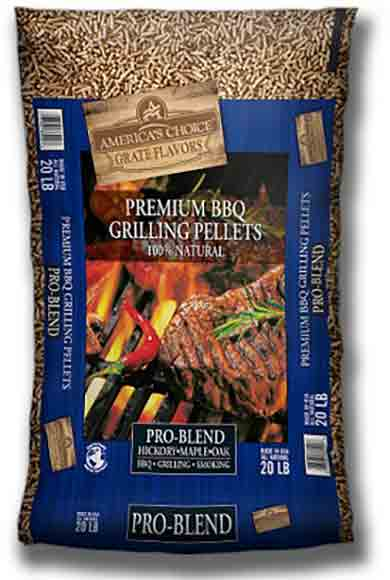 Grate Flavor Pro Blend BarbequePellets