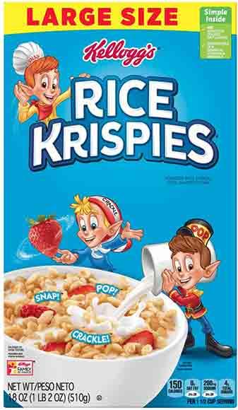 Kellogg's Rice KrispiesCereal
