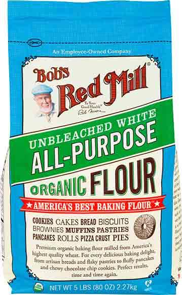 Bob's Red Mill Organic Flour