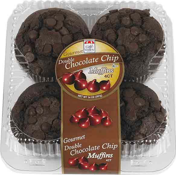 Café Valley Large Muffins