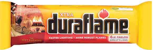 DuraFlame 6 lb. Fire Logs