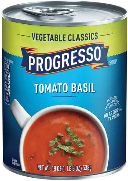 Progresso Vegetable Classics Soups
