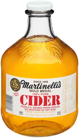 Martinelli's Apple Cider Or Apple Juice