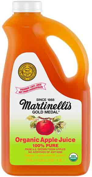 Martinelli's Organic Apple Juice