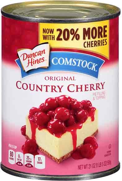 Comstock Pie Filling