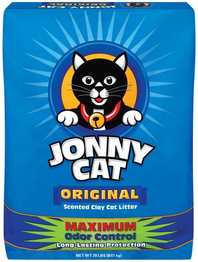 Jonny Cat Cat Litter