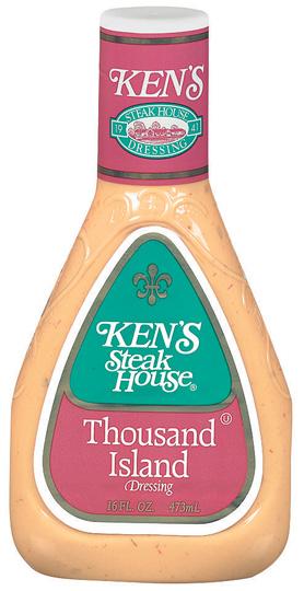 Ken's Steak House Salad Dressing