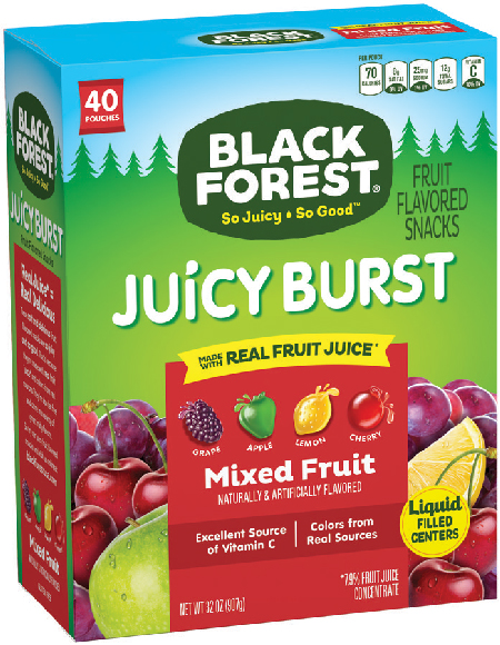 Black Forest Fruit Snacks
