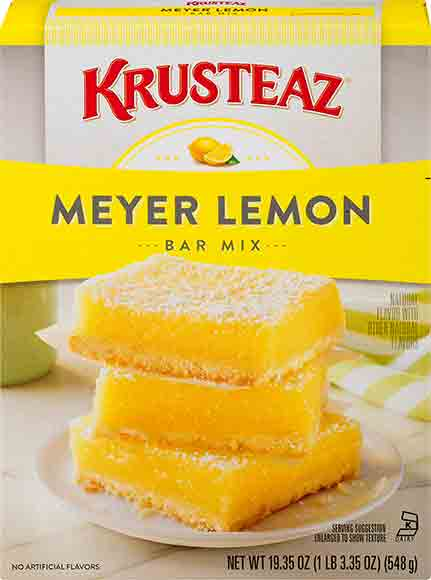 Krusteaz Baking Mixes