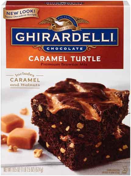 Ghirardelli Brownie Mix