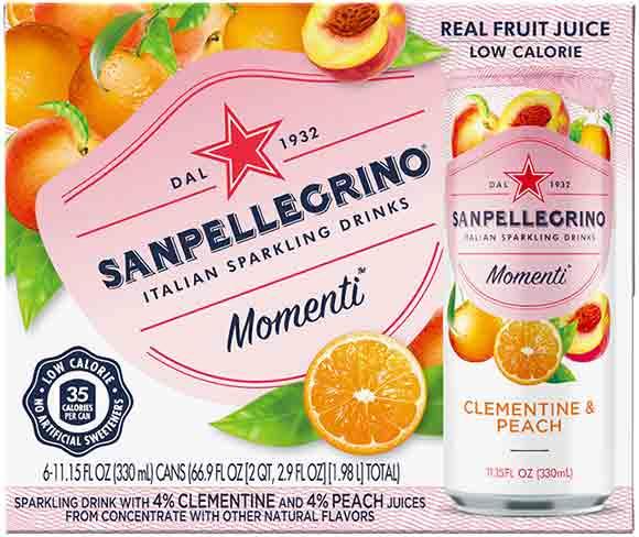 Sanpellegrino Sparkling Drinks