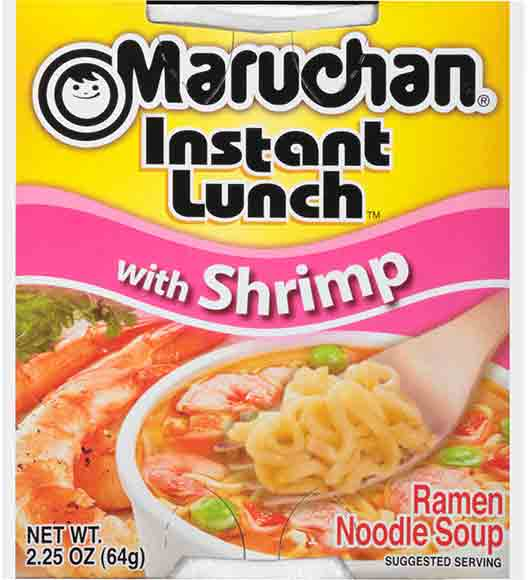 Maruchan Instant Lunch