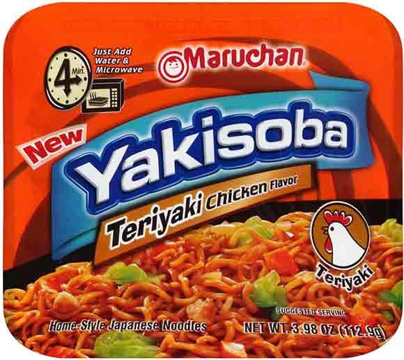 Maruchan Instant Noodles