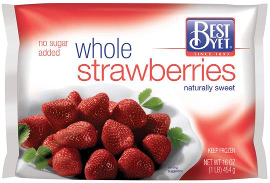 Best Yet Frozen Fruit