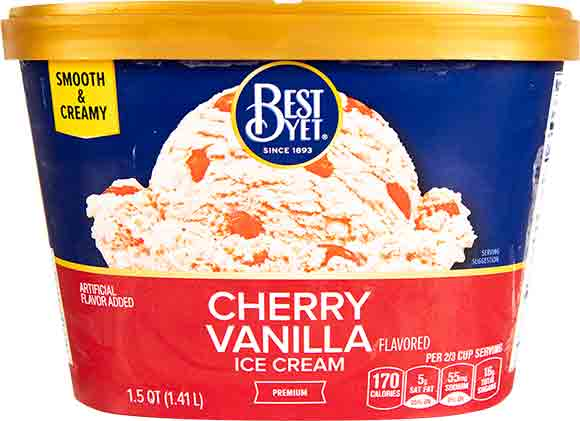 Best Yet Ice Cream