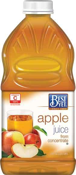 Best Yet Apple Juice