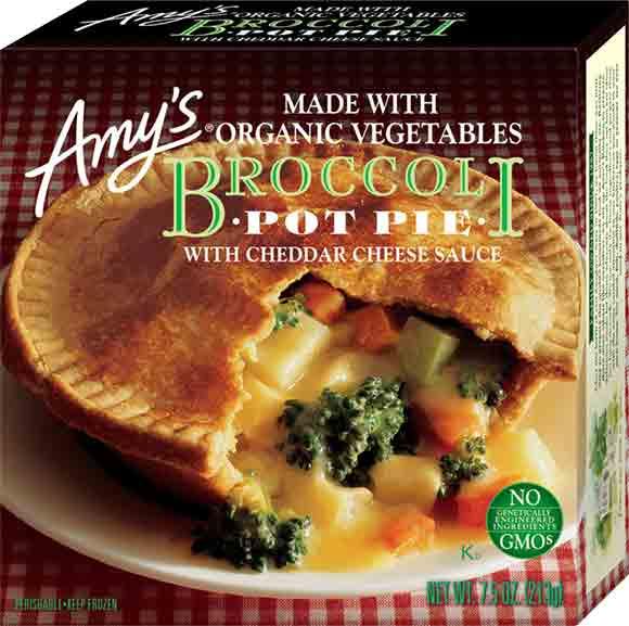 Amy's Pot Pies