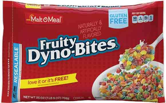 Malt-O-Meal Cereals