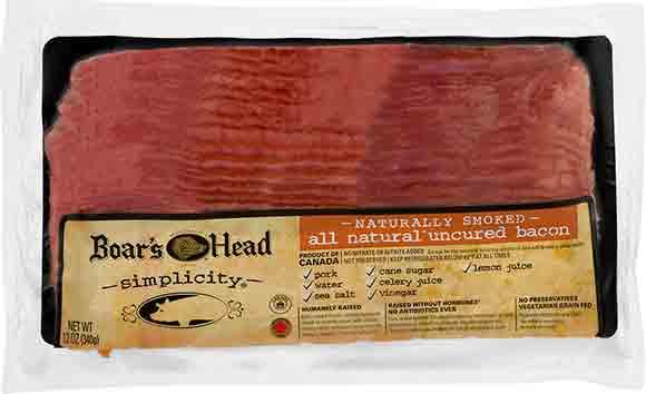 Boar's Head Bacon