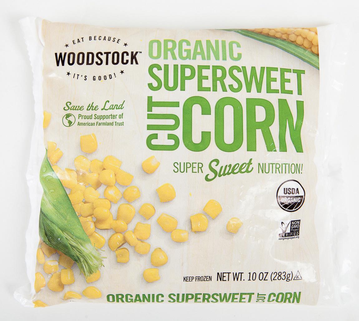 Woodstock Frozen Vegetables