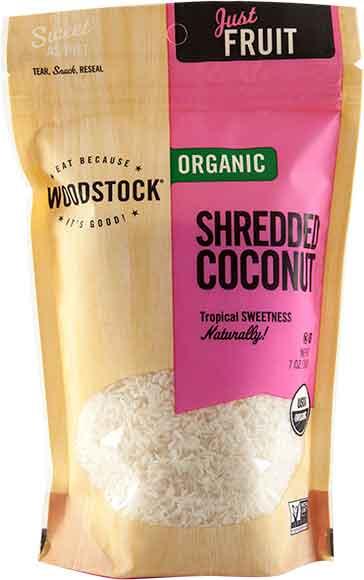 Woodstock Organic Coconut
