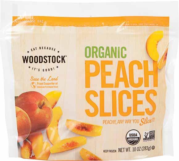 Woodstock Organic Frozen Fruit