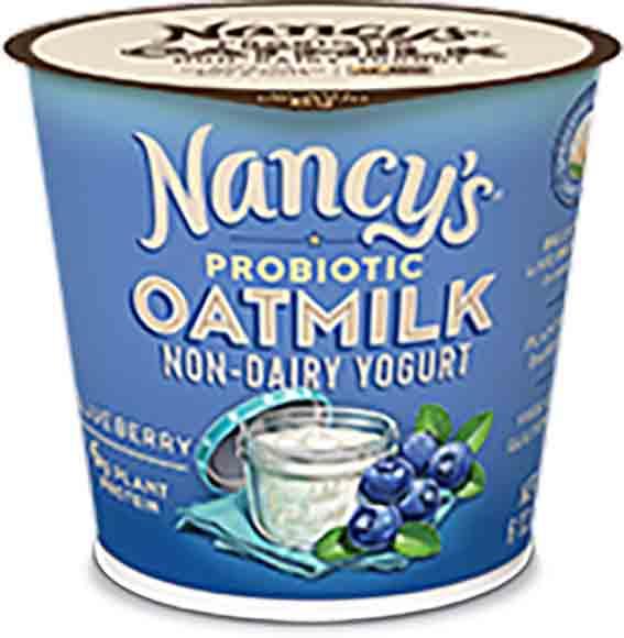 Nancy's Oatmilk Yogurt