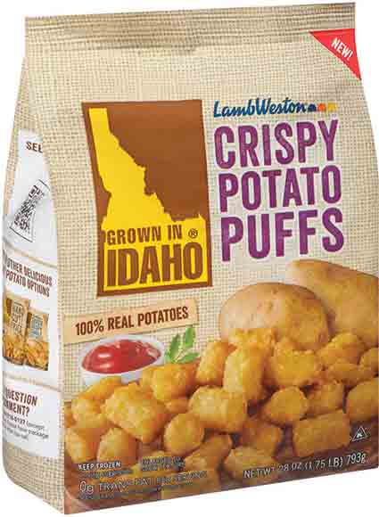 Grown in Idaho Frozen Fried Potatoes
