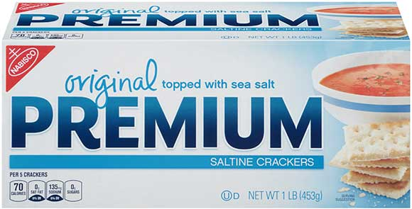 Nabisco Premium Crackers