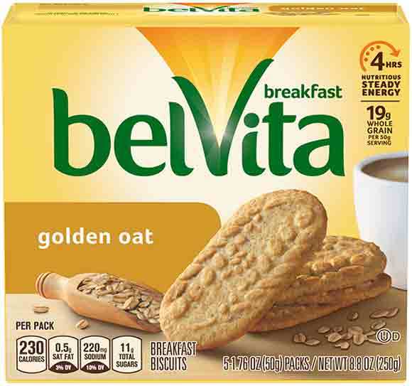 Nabisco Belvita Breakfast Bars