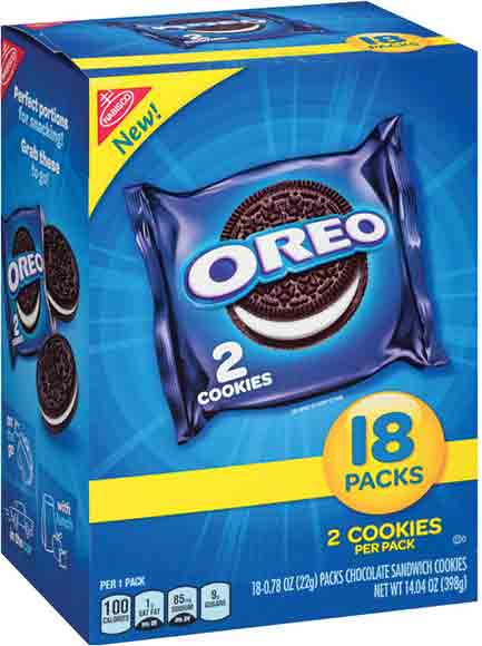 Nabisco Multipack Snacks