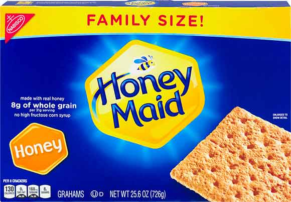Nabisco Family Size Crackers or Cookies