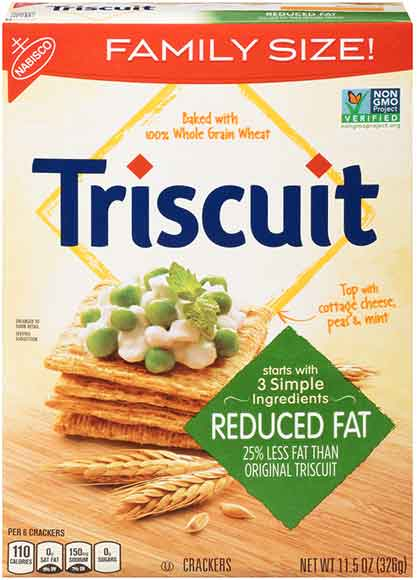 Nabisco Family Size Crackers