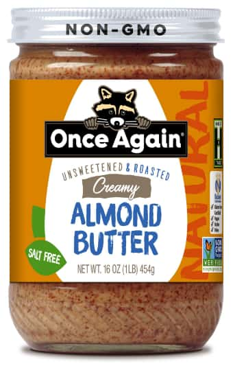 Once Again AlmondButter