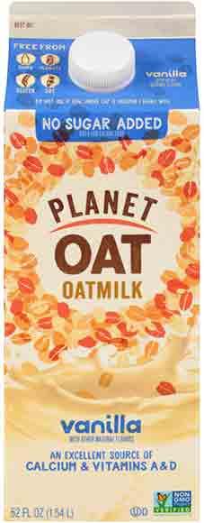 Planet Oat Oatmilk