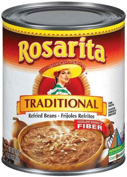 Rosarita Refried Beans