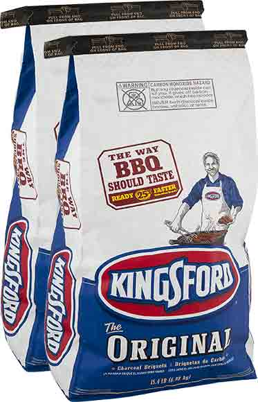 Kingsford Twin-Pack Briquettes