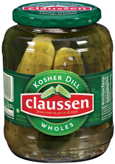Claussen Pickles