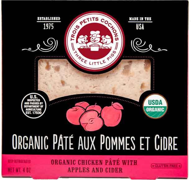 Organic Pâté