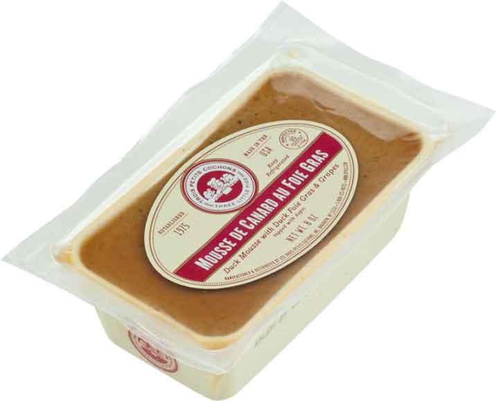 Duck Mousse Foie Gras