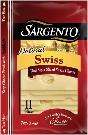 Sargento Deli Sliced Cheese
